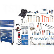 360-Piece Ultimate Tool Set with Steel Chest and Cart