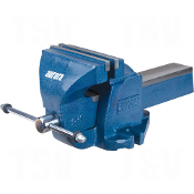 Heavy-Duty Bench Vise