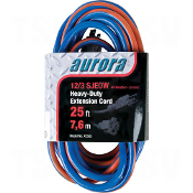 All Weather TPE-Rubber Extension Cords With Light Indicator