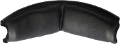 David Clark Vented Leatherette Head Pad 15977P-02